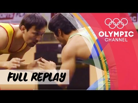 RE-LIVE | Wrestling Day 5 | Asian Championships | Finals Freestyle Men