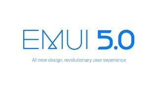 EMUI 5 design philosophy