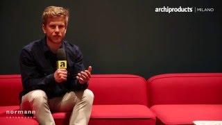 Salone del Mobile.Milano 2016 | NORMANN COPENHAGEN - Hans Hornemann