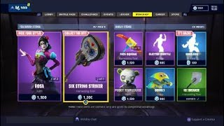 NEW FORTNITE DANTE AND ROSA SKINS + OWL GLIDER! (DAY OF THE DEAD SKINS!)
