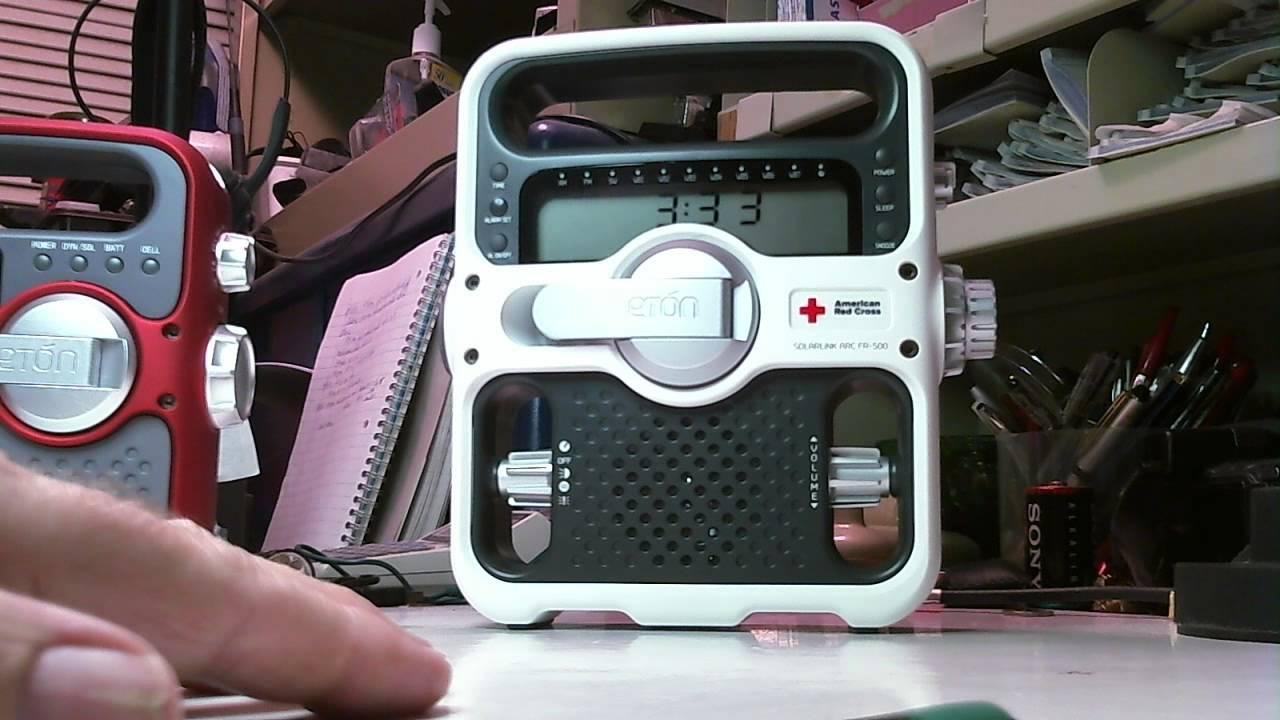 TRRS #0154 - Eton FR500 Emergency Radio