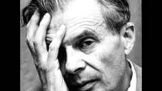 Aldous Huxley - Speech at UC Berkeley, The Ultimate Revolution 1962