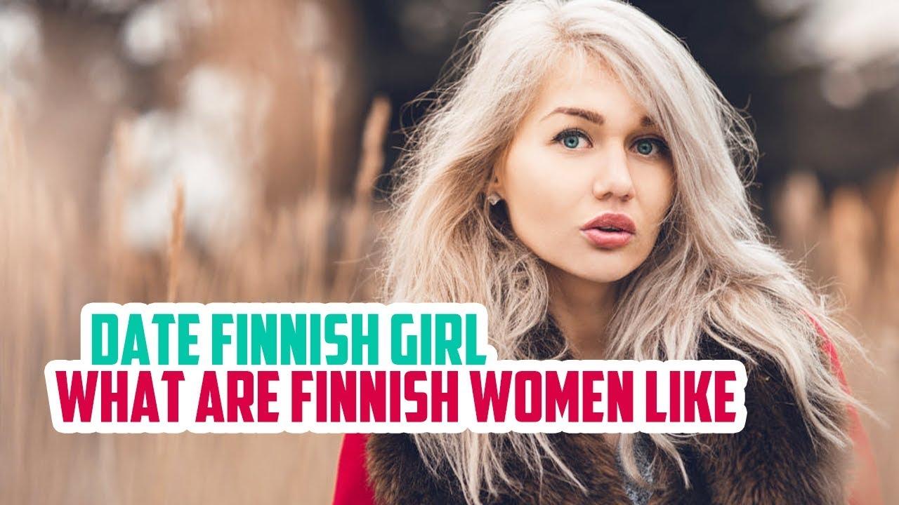Finnish women dating site