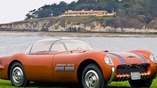 #2572. Pontiac bonneville special 1954 (Prototype Car)