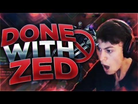 LL STYLISH | I'M DONE WITH ZED !