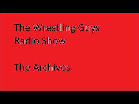The Wrestling Guys Radio Show 09-01-99 09-08-99 (rough quality) - Duur: 1:23:53.