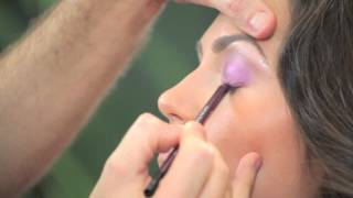 Tutorial Make-up Hot Tropics (Summer collection 2012) | By Giorgio Forgani, Pupa Make up Artist