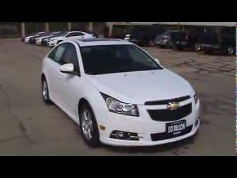 2012 chevrolet cruze white youtube. Black Bedroom Furniture Sets. Home Design Ideas