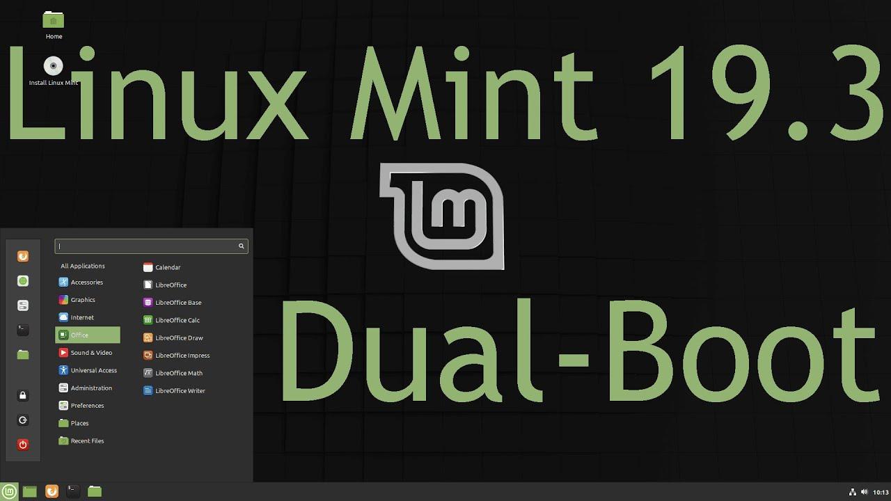 Linux Mint Installieren