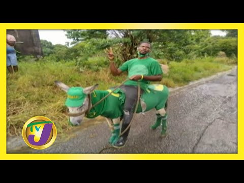 Election Day Outfits: TVJ Smile Jamaica - September 4 2020