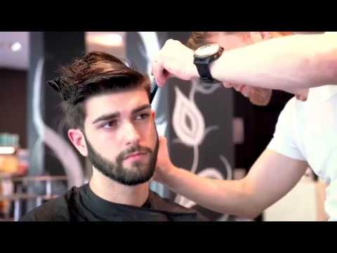 Zayn Malik Signature Hair Tutorial _ Mens Summer Hairstyle ...