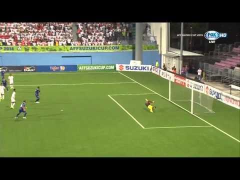 คลิปบอลเอเอฟเอฟ ซูซูกิ คัพ 2014 ไทย 1-0 พม่า