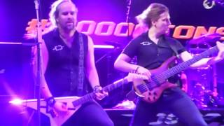 Omnium Gatherum -The Sonic Sign-70000 Tons of Metal 2017 Day 2