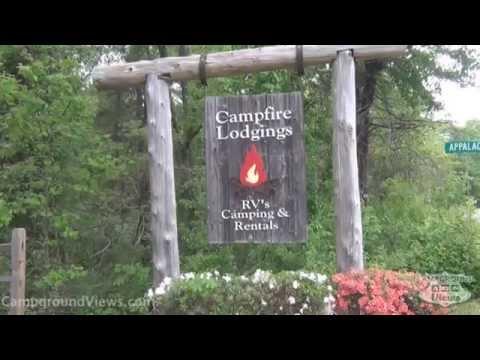 CampgroundViews.com - Campfire Lodgings Asheville North Carolina NC