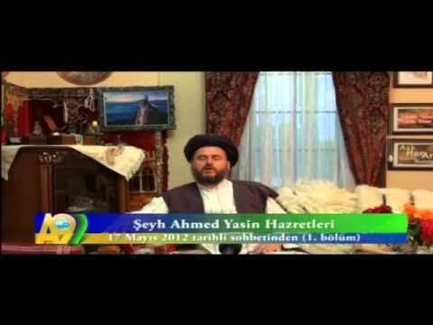Extrait du discours de Cheikh Ahmet Yasin, le 17 mai 2012