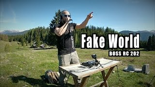 'Fake World' (BOSS RC-202) | live looped in the Alps | by Georg Viktor Emmanuel
