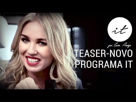 Teaser NOVO Programa IT -  TV Alterosa