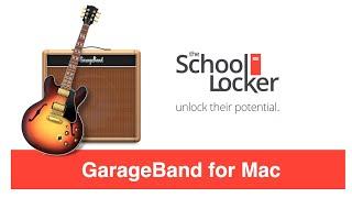 GarageBand for Mac Tutorial screenshot 4