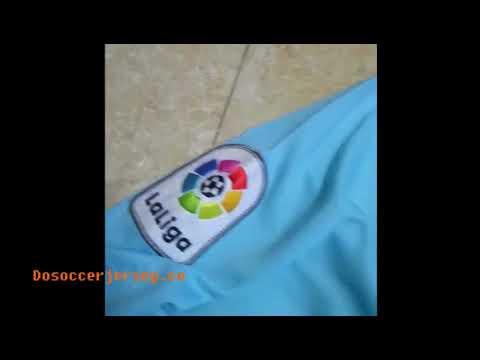 Dosoccerjersey.co Barcelona 2017-18 Away LS Discount Soccer Jerseys Football Shirts Reviews