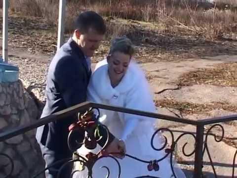 кимовск свадьба дальнобойщик Павел и Настя ч 1