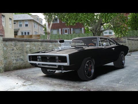 Gta 4 Fast And Furious 1970 Dodge Charger Rt Gameplay