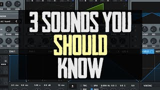3 Sounds Every EDM/HipHop Producer Should Know How to Make