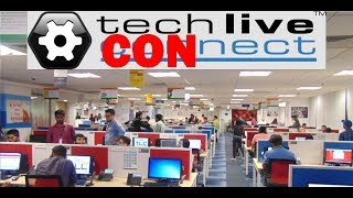 Tech Live Connect - caught red handed