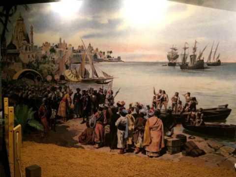 MUSEU DOS DESCOBRIMENTOS LAGOS   DISCOVERIES WAX MUSEUM 4