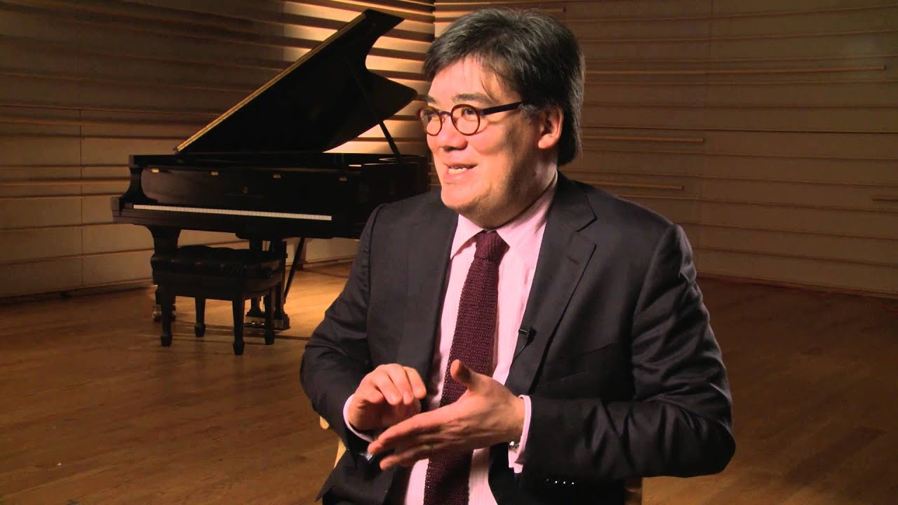 "Alan Gilbert on Britten's ""Spring Symphony"" and Serenade"