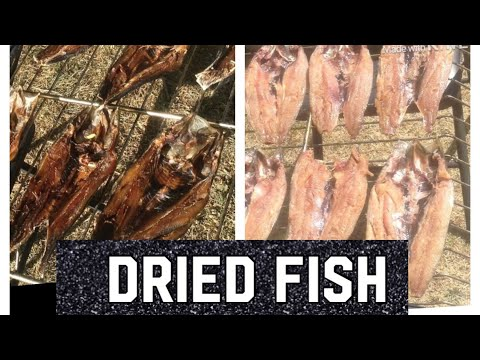 My Dried Fish Is Missing! What Happened? (Made My Own Dried Fish From Frozen Fish, Pinay In USA)