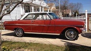 1963 Chevy Nova Super Sport For Sale; Vehiclenetwork.net #VNclassics