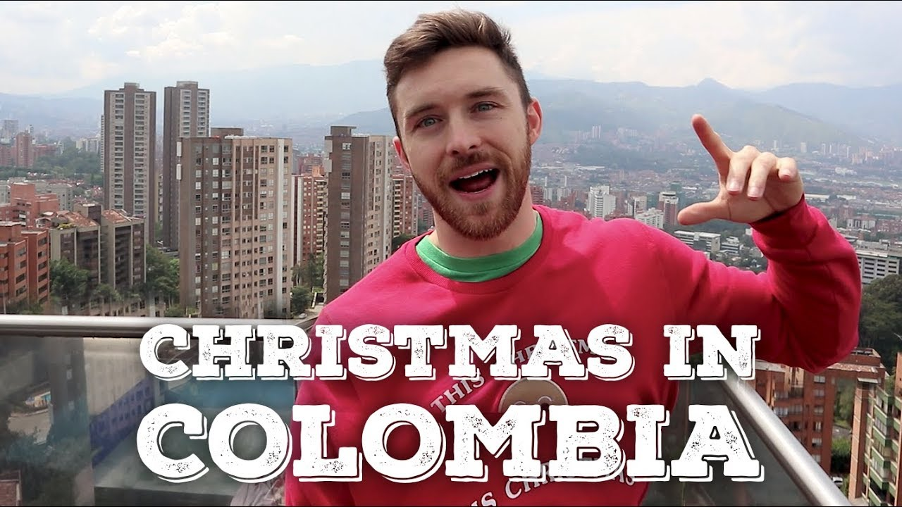 Christmas In Colombia South America.Christmas In A Colombian Penthouse Best Christmas Yet Vlog 108