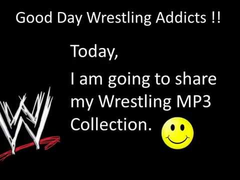Wwe /music Collection Free Download