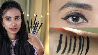 Best Affordable Kajal/ Eyeliners in India