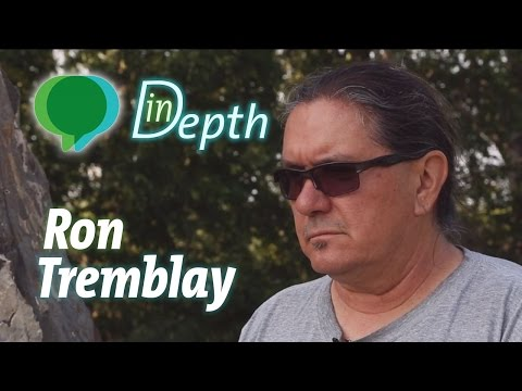 Ron Tremblay - Rebuilding a Nation [Youth Climate Report: In-Depth]