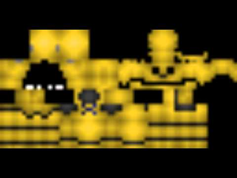Skin Para Minecrat Golden Freddy YouTube - Skin para minecraft pe de freddy