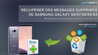Comment Récupérer les Messages Supprimés de SMS de Samsung Galaxy