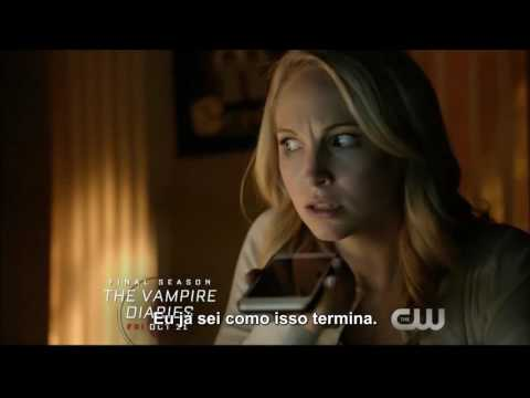 "The Vampire Diaries 8x01 ""Hello Brother"" - Trailer 8ª temporada [LEGENDADO] [TEMPORADA FINAL]"