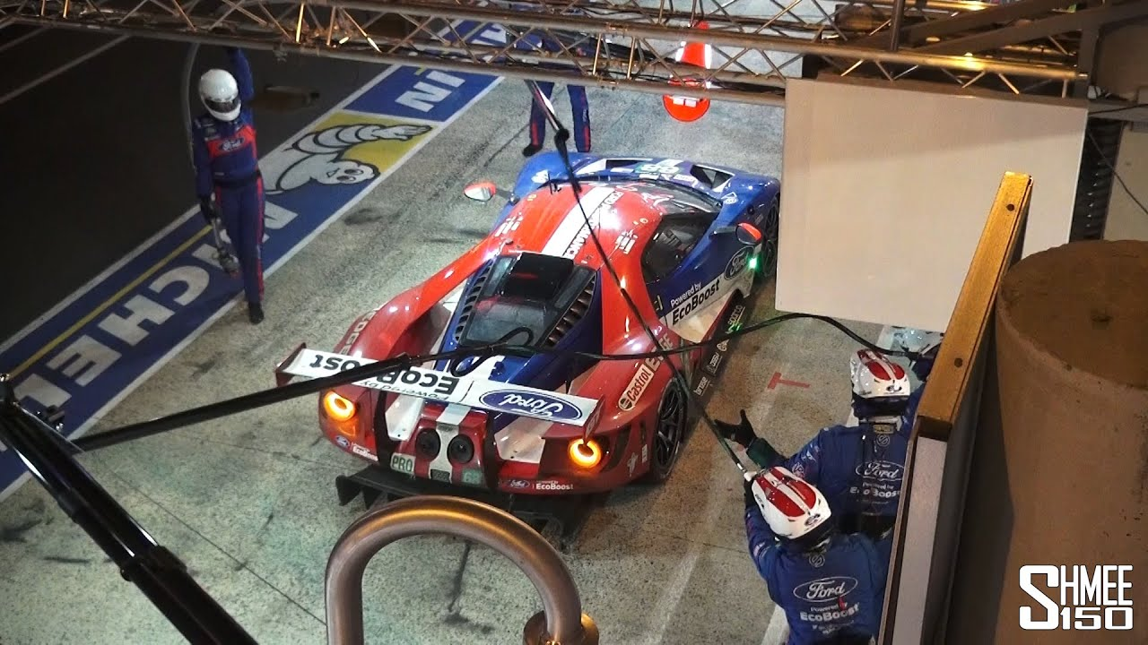 ford gt wins le mans 24h youtube. Black Bedroom Furniture Sets. Home Design Ideas