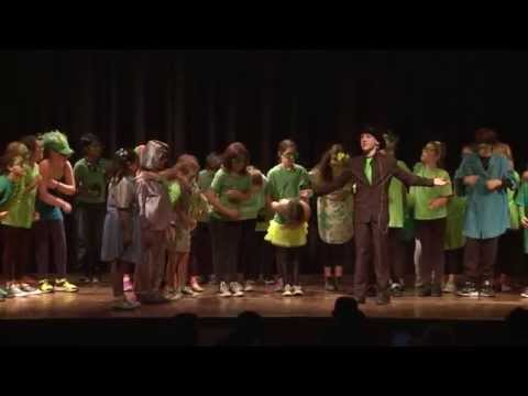 "Curtain's Up presents: ""The Wiz"" 2014"