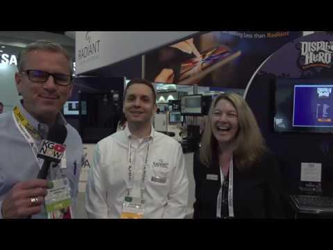 Radiant Vision Systems At Display Week 2018