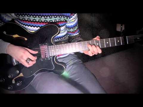 Jónsi - Go Do (Acoustic Cover / Guitar) [high quality audio]