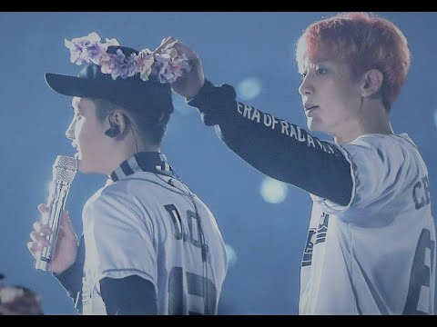 "EXO CHANSOO MOMENTS  ""Wherever You Are"""