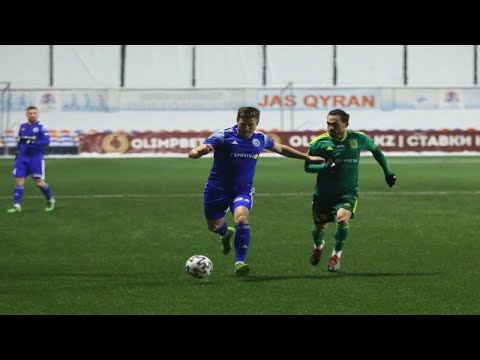 Oqschetpes Tobol Match Highlights