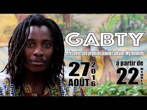 Reggae: GABTY présente son 1er album MY REMEDY ce 27 août 2016 au Club Radio Libre à Bamako