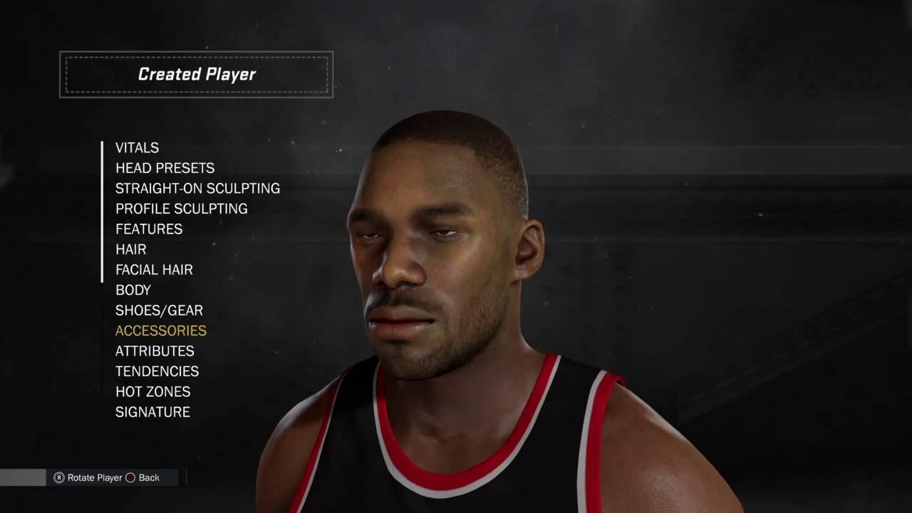 NBA 2K17 Antawn Jamison Tutorial [with Tendencies and Hot Zones