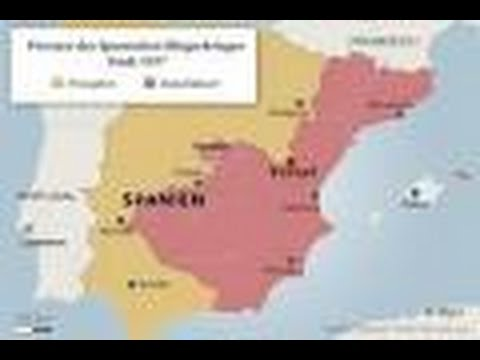 Panzer General II Campaign Guderians Strategie (Mission 1) - Spain  