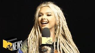 Zhavia Remaking A Whole New World w ZAYN MTV News