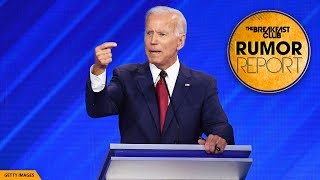 Joe Biden Dances Around Immigration Questions During Democratic Debate