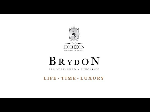 Eco Horizon- Brydon Collection